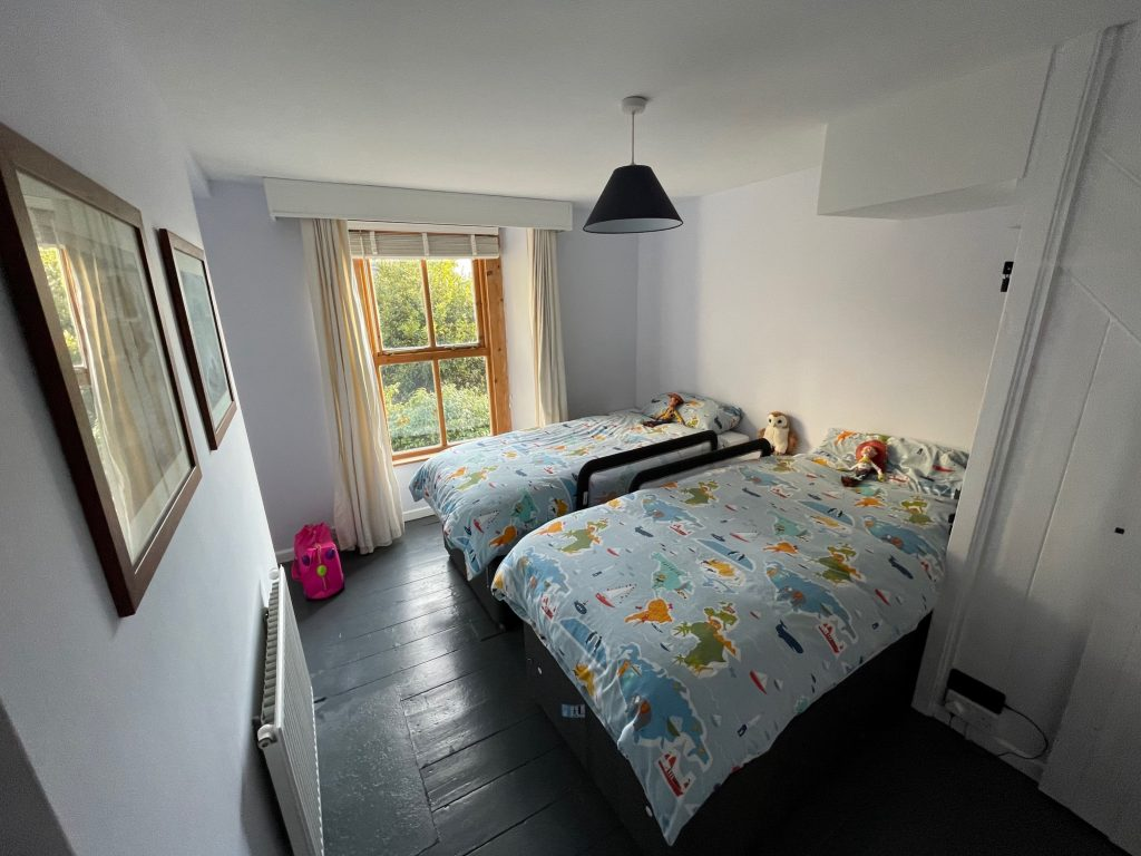 Childs bedroom - Looe View Cottage