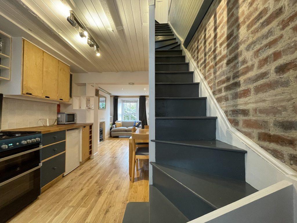 Looe View Cottage Ground floor