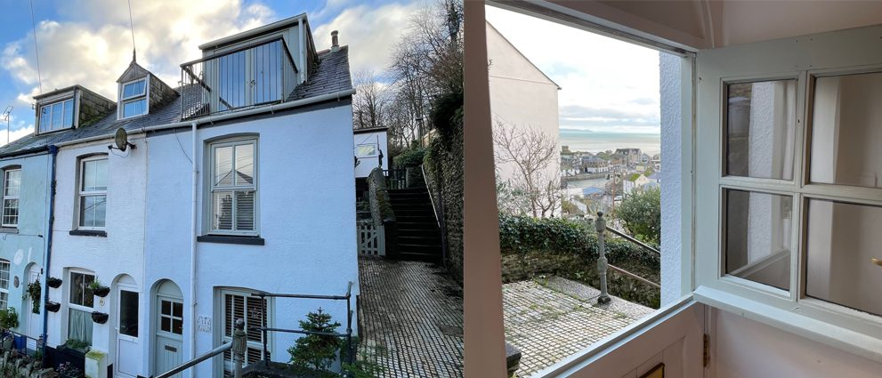 House - Looe View Cottage
